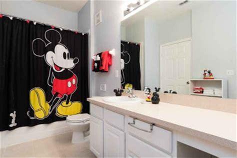 Mickey Mouse Bathroom Ideas by Mickey Mouse Bathroom Decorating Ideas Home And Garden Ideas