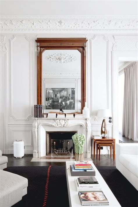 the interiors of the parisian apartments apartment modern style interiors home