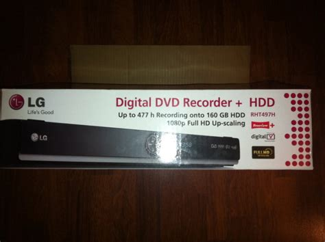 Lg Digital Tv Recorder lg digital tv recorder hd with 160gb drive for sale in sunday s well cork from ccprog