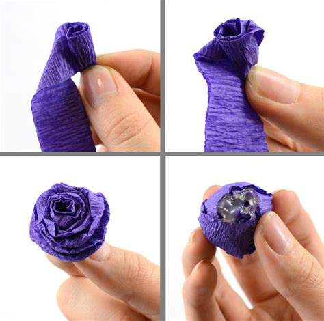 How To Make Flowers With Crepe Paper Step By Step - echopaul official masquerade mask with crepe paper