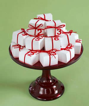 Real Simple Holiday Sweepstakes - peppermint dish festive holiday decor real simple