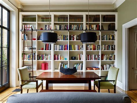 philadelphia home library decorating dining room