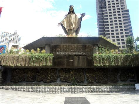 Floor Plan Design Philippines our lady of edsa shrine patroness of the bloodless revolution