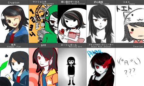 Vocaloid Meme - vocaloid pv style meme by himehimeka02 on deviantart