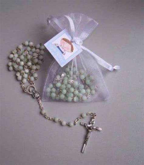 como hacer rosarios para recuerdos de bautizo o primera comuni 243 n rosario de recuerdo para bautizo xv a 241 os boda o 1a comunio 17 00 en mercado libre