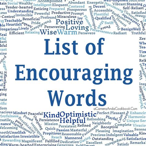 words of list of inspiring words www imgkid the image kid