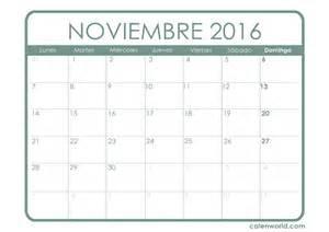 Calendario Noviembre 2016 Calendario Noviembre 2016 Para Imprimir Related Keywords