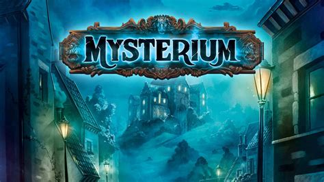 Asmodee Jeu Mysterium by Mysterium The Board Test Jeu Android Sur Kickmygeek