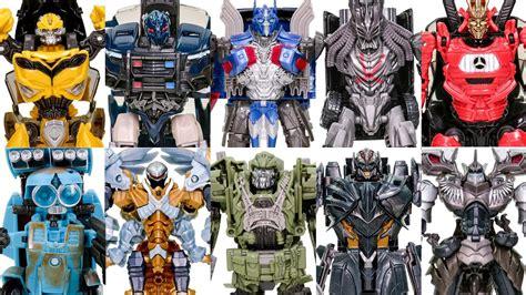 film robot transformer youtube transformers 5 movie 10 robot lastknight all autobot vs