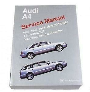 old car owners manuals 1996 audi a4 electronic valve timing audi a4 manual ebay