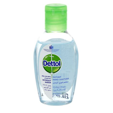 Dettol Sanitizer 50 Ml 8993560027247 buy dettol instant sanitizer 50 ml in uae dubai qatar best price