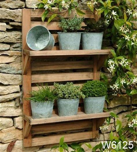 Indoor Herb Garden Wall - 15 diy wooden pallet shelves pallets designs