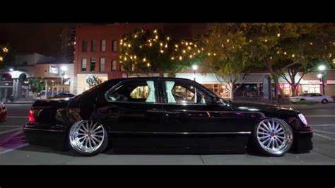 bagged ls400 kyoei usa s 1999 lexus ls400 quot straight outta japan quot youtube