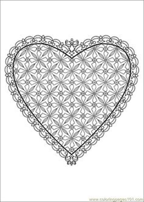 intricate valentine coloring pages difficult level mandala coloring pages free printable