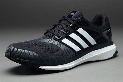 Kets Boots Sneakers White adidas energy boost 2 esm mens running shoes black