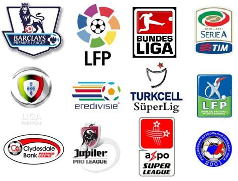 Football League My Football Facts Stats World Leagues European