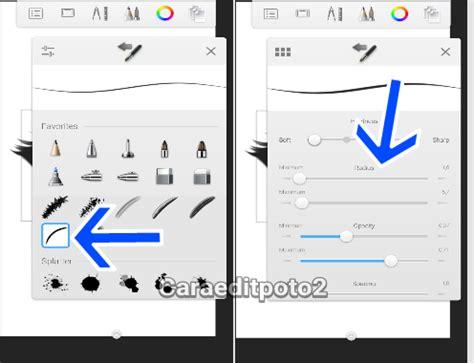 sketchbook pro unduh belajar membuat mata anime di sketchbook android