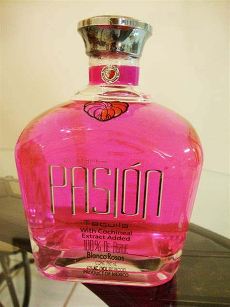 what color is tequila tequila blanco rosa pasion marketing assc llc