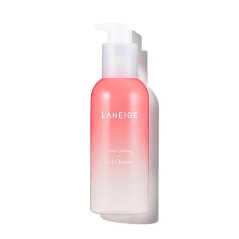 Laneige Fresh Calming Gel Cleanser sữa rửa mặt dạng gel cấp ẩm laneige fresh calming gel