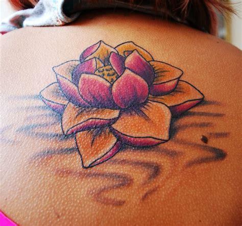 lotus tattoo pics lotus tattoo by devikarawr on deviantart