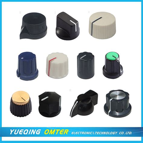 joystick knob potentiometer switch yueqing omter