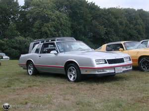 1986 chevrolet monte carlo ss id 144