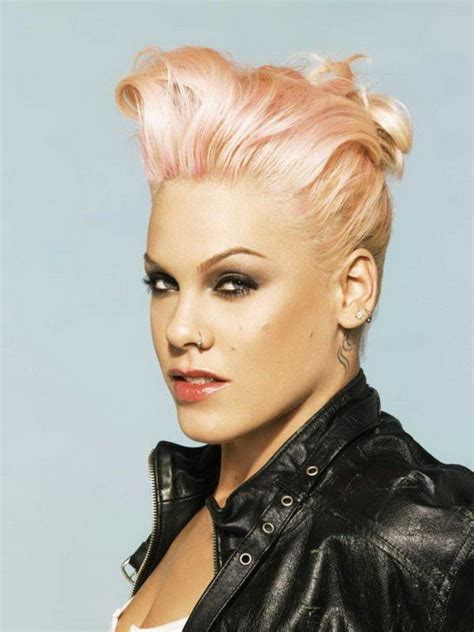 what is pinks style pink hairstyles