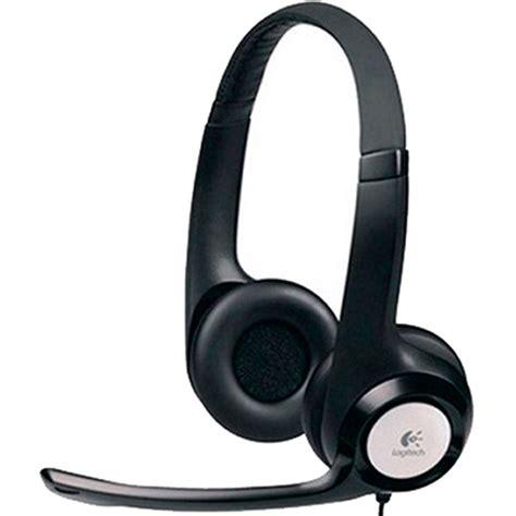 Headset Logitech H390 headset logitech stereo h390 preto americanas