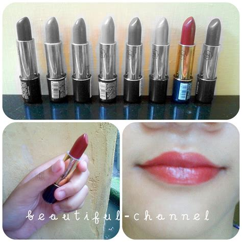 Eyeshadow Viva No 5 beautiful channel viva lipstick no 5 no 2 no 22 no