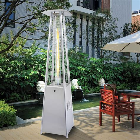 Napoleon Patio Heater Napoleon Bellagio Propane Gas 31 000 Btu Patio Heater Shopperschoice