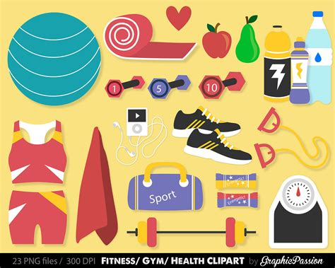 fitness clipart health and fitness clipart clip net