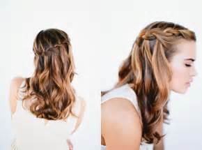 best do it yourself hair color 17 peinados de novia cabello suelto con trenza el