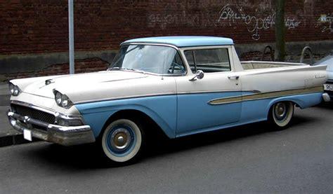 ford ranchero parts 1958 ford ranchero parts