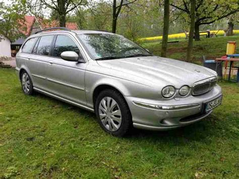 Jaguar X Type Automatik by Jaguar X Type Estate V6 3 0 Automatik Kombi Tolle