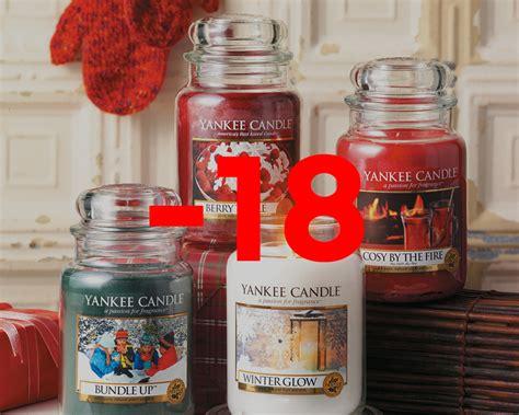 candele yankee yankee candle collezione natalizia di candele casastile
