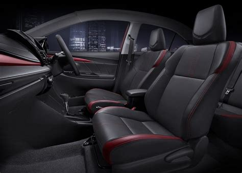 interior photo 2017 toyota vios facelift launched in thailand