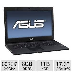 asus g73sw a1 laptop computer intel core i7 2630qm 2