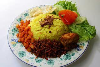 cara membuat nasi kuning lengkap cara memasak nasi yang enak cara memasak