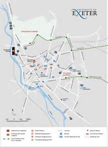 map uk exeter wales map