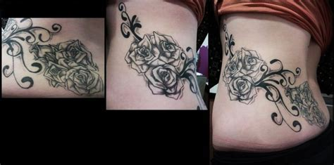 lady gaga rose tattoo gaga inspired rhythmic tattoos