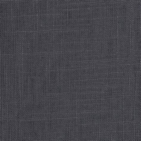 Dark Grey Pattern Fabric | acetex faux linen sunrise dark grey discount designer