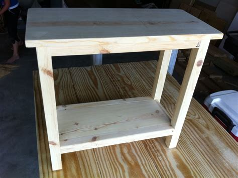 table plans small: pdf diy simple end table plans download simple shelf design garage