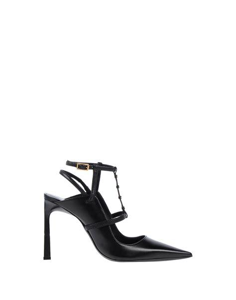 0998 85 Manolo Blahnik Hill Shoes lanvin court in black lyst