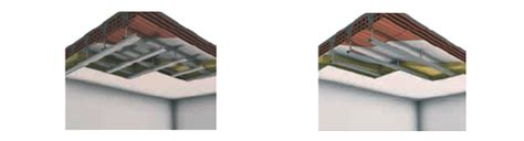 controsoffitto in aderenza knauf sistema di isolamento termico prodotto guida