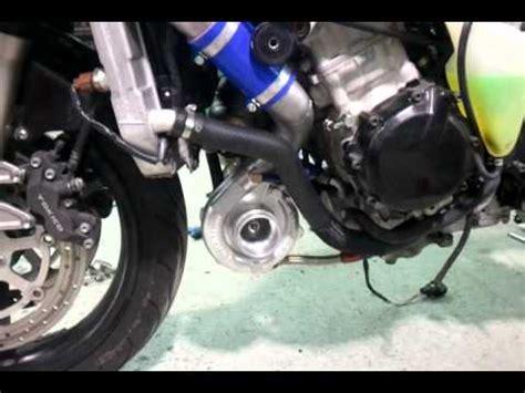 Suzuki Gsxr 600 Turbo Gsxr 600 Turbo Start Up