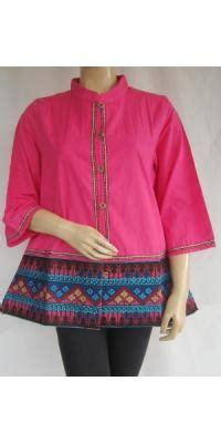 Baju Atasan Meyusui Blus Wanita Murah Pakaian Bisma Blou blus model blus terbaru grosir blus muslim wanita batik katun sifon ka www grosirbajuhamil