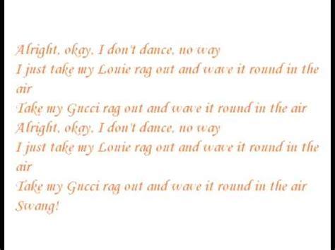 ti swing ya rag mp3 swing ya rag w lyrics youtube