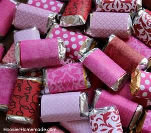 Felt Candy Bags » Home Design 2017