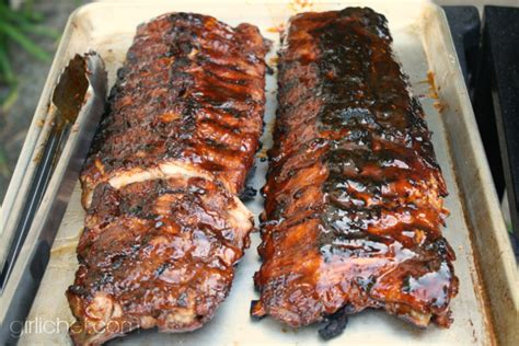 how do you bbq ribs on a gas grill