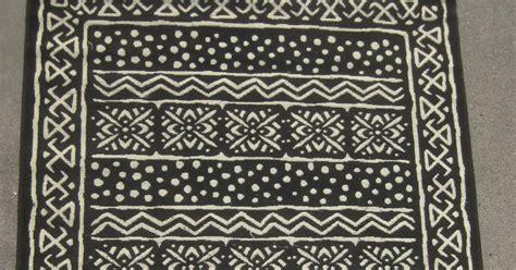 mud rug uhuru furniture collectibles sold mud cloth rug 50